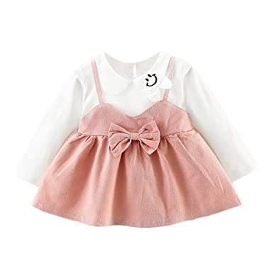 Neugeborene Spitze Prinzessin Kleidung Babykleidung Langarm Baby