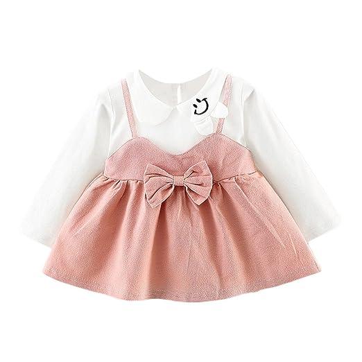 Neugeborene Spitze Prinzessin Kleidung Babykleidung Langarm Baby ...