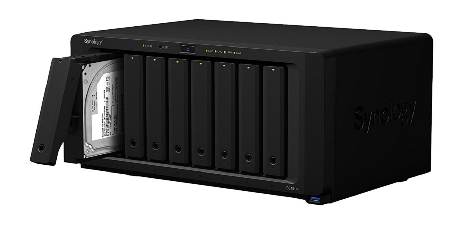 Synology DS1817+ (8GB) 8 - bay NAS Disk Station (Diskless) by Synology (Image #7)