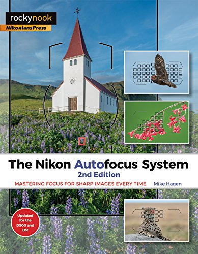 The Nikon Autofocus System: Mastering Focus for Sharp for sale  Delivered anywhere in Canada