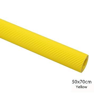 Amazon.com: 1 rollo de papel ondulado para manualidades ...
