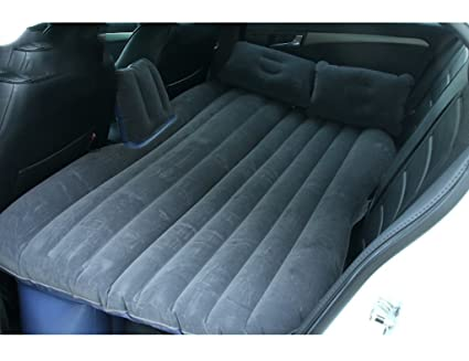 Amazon Com Sedans And Trucks Mattress Inflatable Car Bed Camping