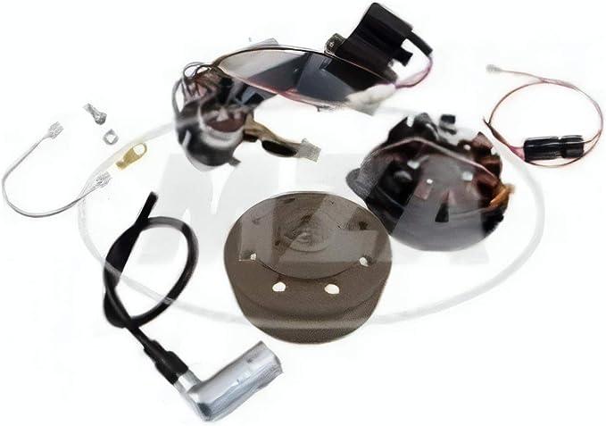 Set Umrüstsatz Vape M G Schwalbe Kr51 1 Kr51 2 Auf 12v 35 35w Ohne Batterie Hupe Und Leuchtmittel Auto