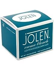 Jolen 30 ml Creme Bleach Regular (3-Pack) with Free Nail File