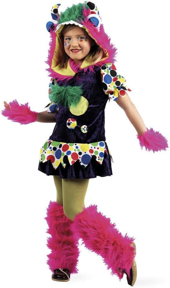Limit Sport - Disfraz de monstruo Fabiola para niña (MI785 ...