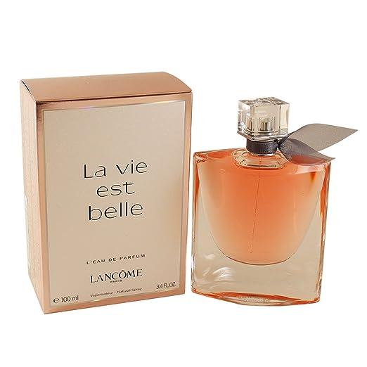 Amazoncom Lancôme La Vie Est Belle Leau De Parfum Spray 34