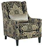 Hartigan Accent Chair Onyx/Casual