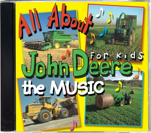 Price comparison product image All About John Deere for Kids,  Music CD 1