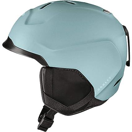 9e2fd867dda Amazon.com  Oakley Mod 3 Adult Ski Snowboarding Helmet - Matte Black ...