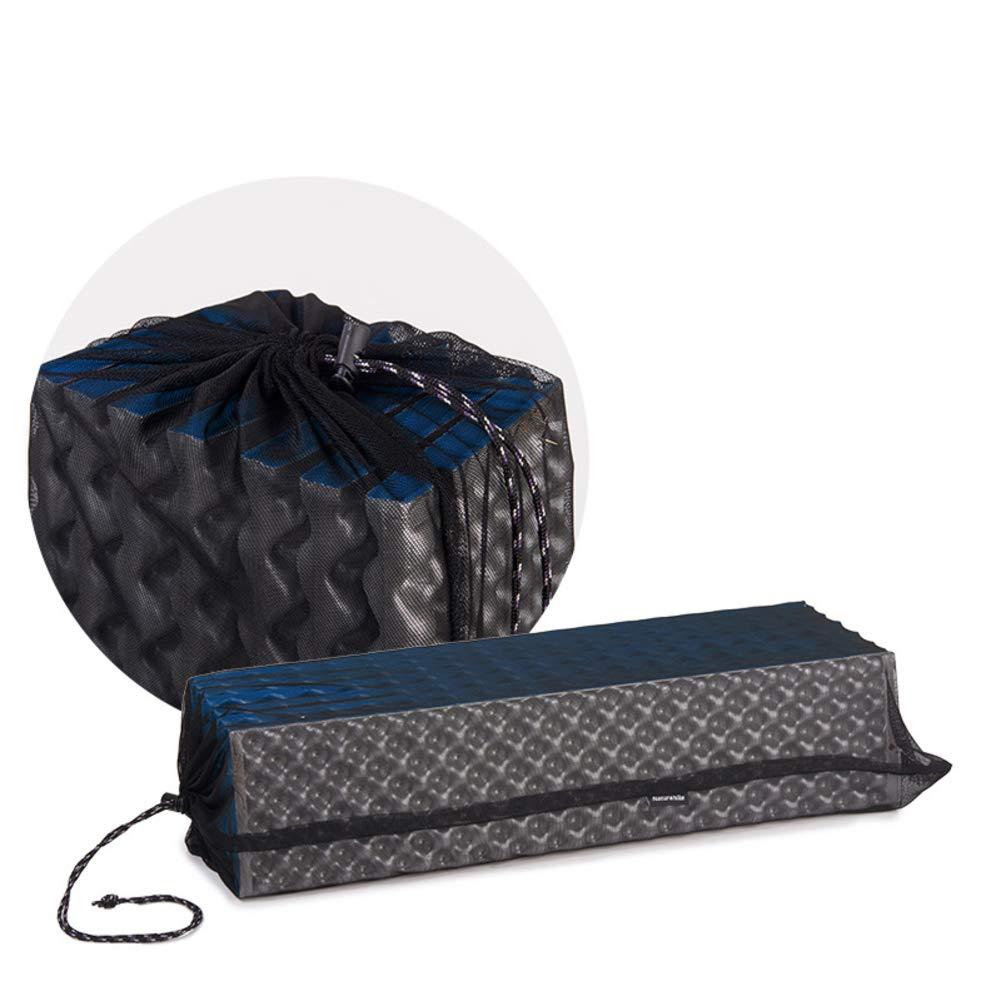 WJH Portable Sleeping pad, Travel Mattress, Travel Camping Floor mat Foldable Non-Slip Waterproof Breathable Washable-C 56x183cm(22x72inch)