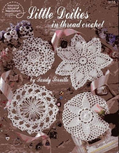 Little doilies in thread crochet (Little Threads)