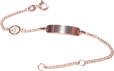 Armband Armkette Name Gravur Echt Silber 925 Schmuck Junge Mädchen Schutzengel