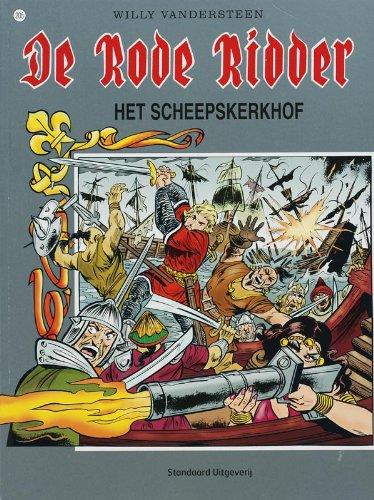Het scheepskerkhof (De Rode Ridder, Band 205)