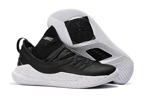 UA Curry 5 Low Basketball Sports Shoes