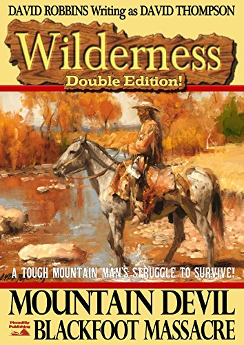 Wilderness Mountain Blackfoot Massacre Western ebook product image