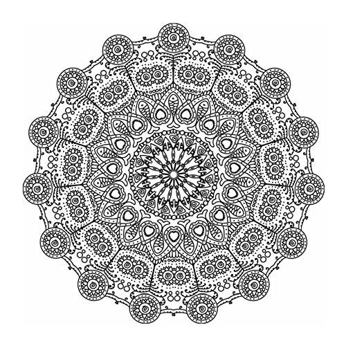 Mandala Zauber Fantastisches Zum Ausmalen Malprodukte Für