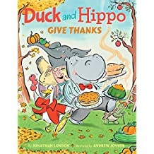Duck and Hippo Give Thanks