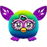 Furby Furblings Creature Special Feature Plush Toy (Green/Blue)