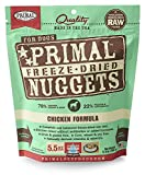 Primal Pet Foods Freeze-Dried Canine Chicken Formula 5.5 Oz