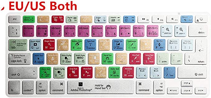 Membrana del Teclado Adobe Photoshop Shortcut Keys Keyboard ...