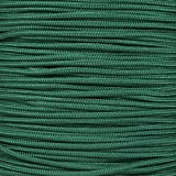 Tactical Cord 425 LB Tensile Strength 3 Strand Core Paracord Spools - 250 Foot and 1000 Foot Size Options (Kelly Green, 1000 Feet)