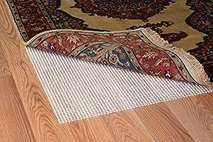 Ultra stop antideslizante alfombra de interior pad tama o for Alfombras comedor amazon