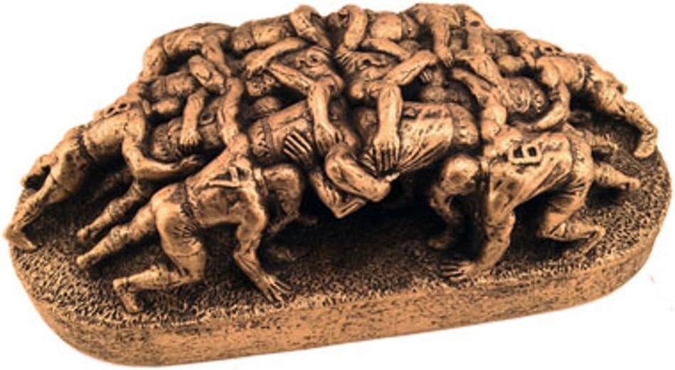 Rugby scrumtrophy Sculpture Award置物樹脂