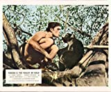 TARZAN AND THE VALLEY OF GOLD MIKE HENRY AND CHEETAH