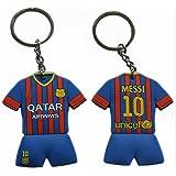 Amazon.com: FC Barcelona & Lionel Messi #10 Home Jersey ...