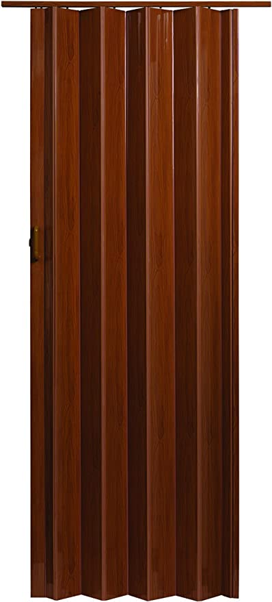 LTL Home Products OK3680CHL Oakmont Interior Accordion Folding Door,  36u0026quot; X 80u0026quot;,