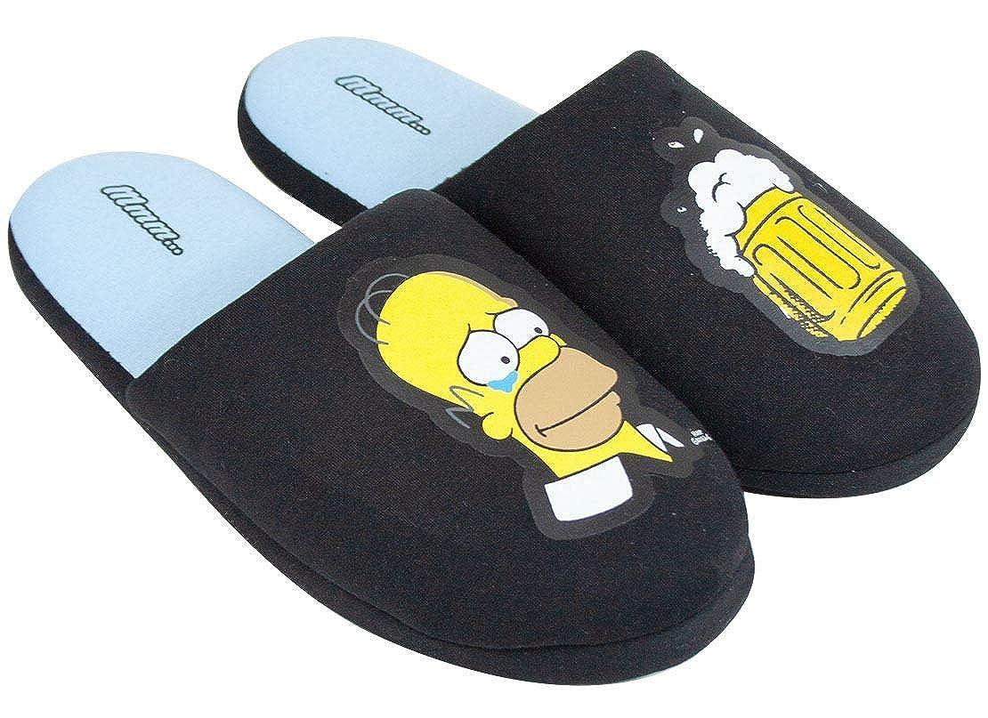 The Simpsons Homer Men's Slippers