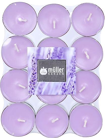2019 authentique design de qualité 2019 original Müller Kerzen Lot de 192 Bougies Chauffe-Plat parfumées ...