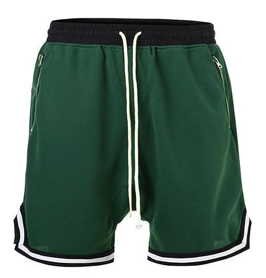 c25d294dafe NITAGUT Men's Fashion Classic Fit Short Drop Crotch Short Sporting Shorts  at Amazon Men's Clothing store: