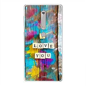 Nokia 6.1 I love you, Zoot Designer Phone Covers