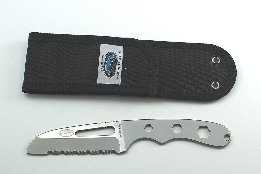 Myerchin MYA510P-BRK Generation 2 Safety Dive Knife by Myerchin (Image #1)