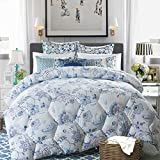 Mill gross thick warm quilts double grinding down comforters for autumn and winter by bedding quilt air-conditioning enabled