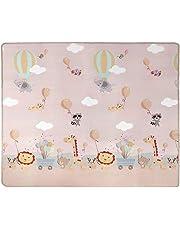 Blanketswarm Alfombrilla para niños de 12 a 36 Meses, no tóxica, 1 cm de Grosor, Doble Cara, Impermeable, de plástico LDPE, para niños pequeños, 200 x 180 cm, Extra Grande