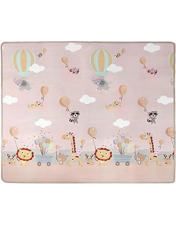 Blanketswarm Alfombrilla para niños de 12 a 36 Meses, no tóxica, 1 cm de