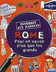 Rome Interdit aux parents - 2ed