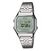 Casio Collection Damen Retro Armbanduhr LA680WEA