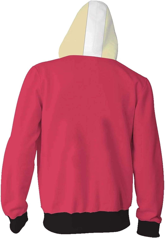 LILLIWEEN Hazbin Hotel Hoodie Alastor Angel Dust Charlie Magne Sweatshirt Pullover Coat