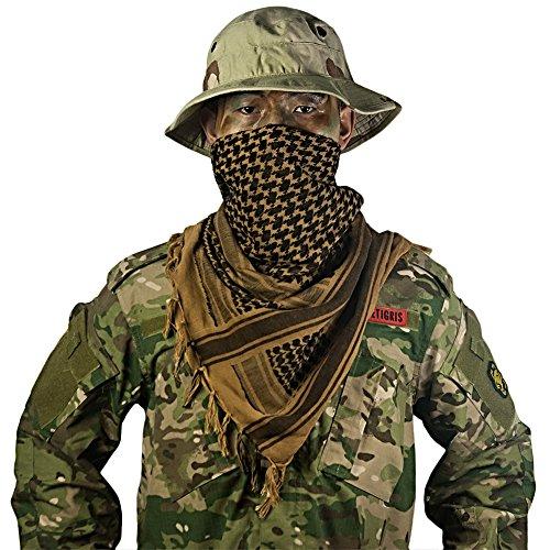 OneTigris Cotton Shemagh Tactical Keffiyeh