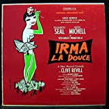 ORIGINAL CAST IRMA LA DOUCE vinyl record