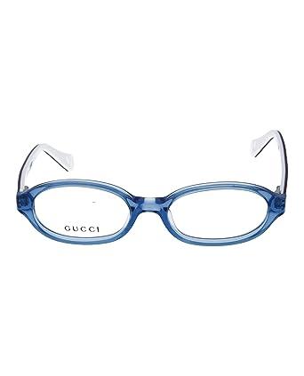 2998963e673 Gucci Kids Kids 5002 C Blue  White Frame Plastic Eyeglasses
