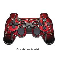 PS3 Pelli Giochi Playstation 3 Vinile Adesivi Controller Dualshock 3 Joystick PS3 Decalcomanie - Widow Maker Black