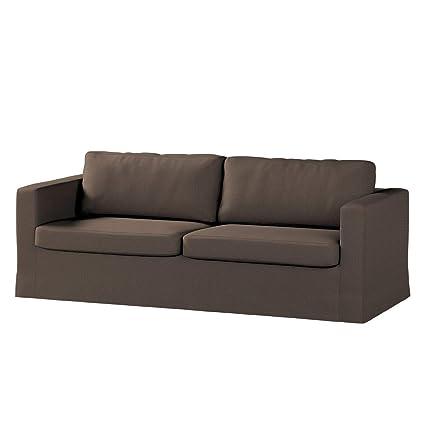 Dekoria Fire retarding IKEA Suelo Longitud Karlstad sofá 3 ...