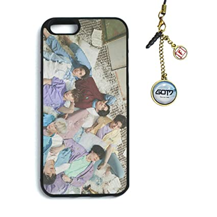 Amazon.com: Fanstown Kpop GOT7 presente: carcasa para iPhone ...