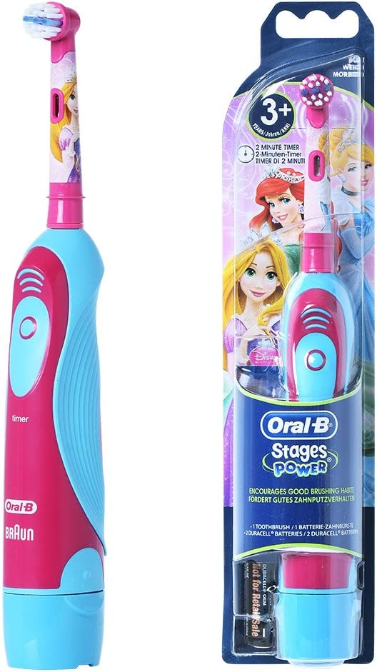 Braun Oral-B D2 D2010 Disney Princess Kids