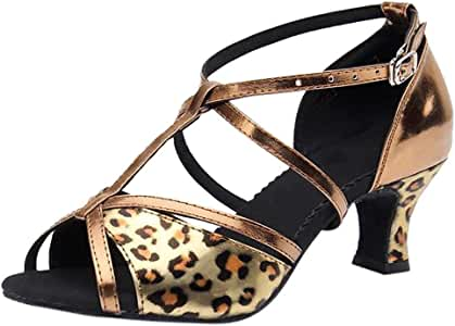 Luckycat Zapatos Tacón AltoPlataformaAbiertos Mujer