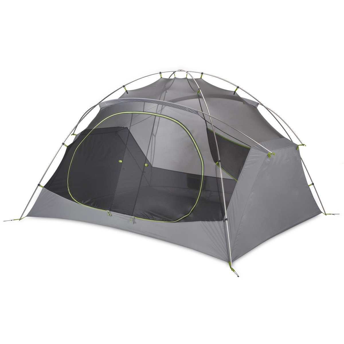 Amazon.com  NEMO Bungalow 4P C&ing Tent Birch Leaf Green  Sports u0026 Outdoors  sc 1 st  Amazon.com & Amazon.com : NEMO Bungalow 4P Camping Tent Birch Leaf Green ...